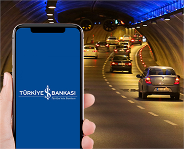 Eurasıa Tunnel's Toll Can Now Be Paid via Isbank